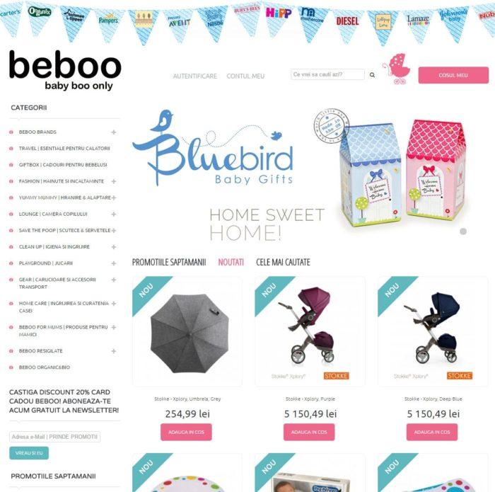 Magazin online pentru bebelusi