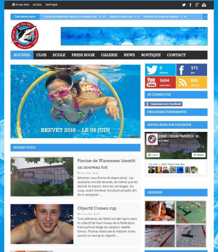 Site de prezentare si magaziin online