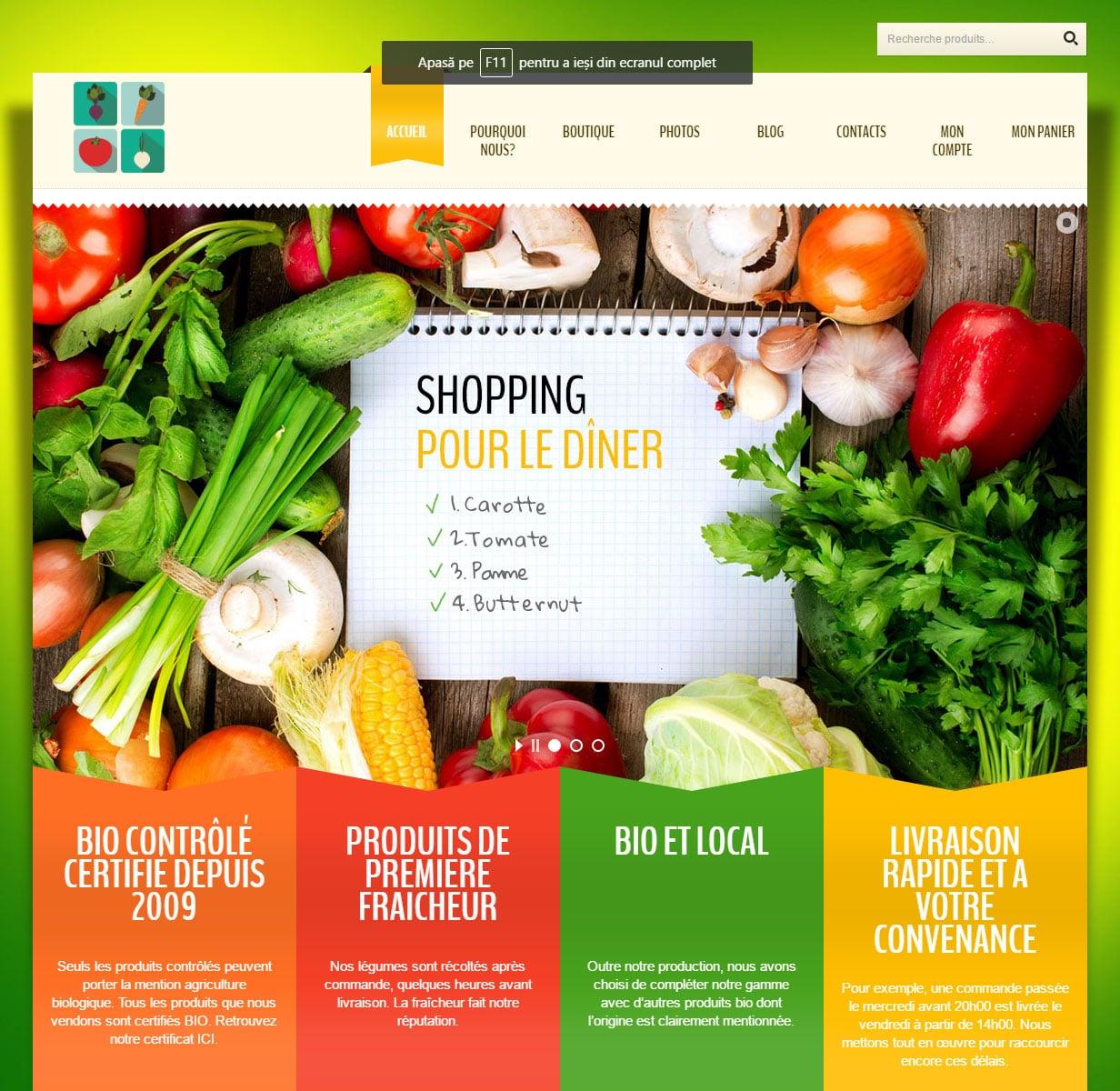 Magazin online legume si fructe