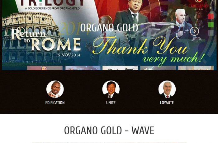 Organo Gold-Wave