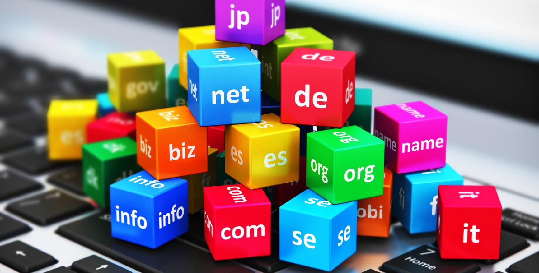 Nume de domeniu web