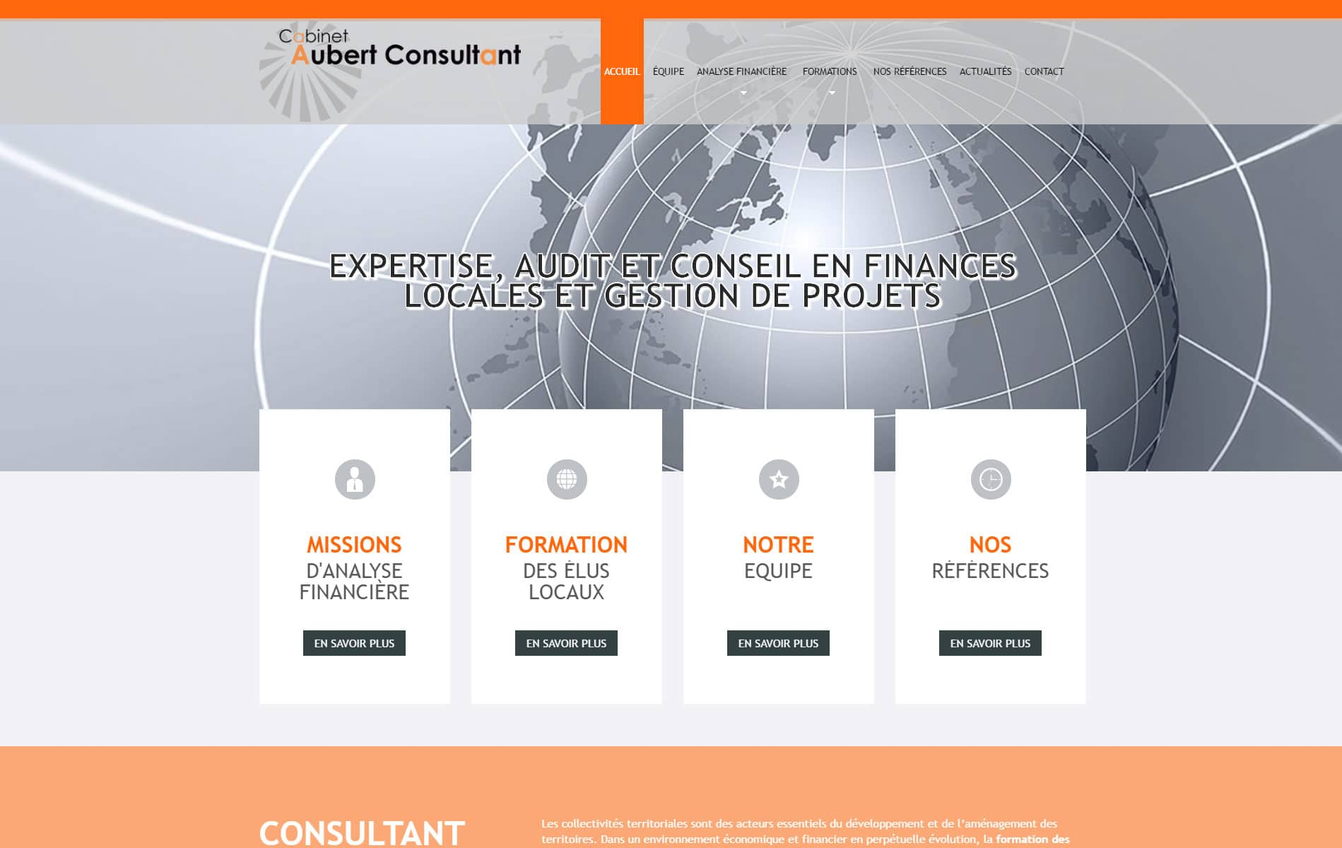 Aubert Consultant - expertiza, audit si consiliere financiara
