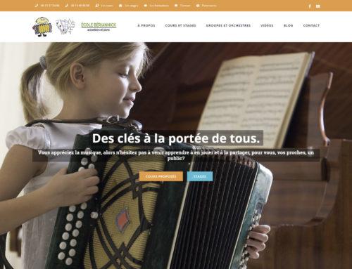 Ecole d'accordéon et piano