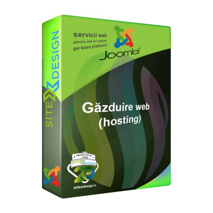 Găzduire web (hosting) Joomla