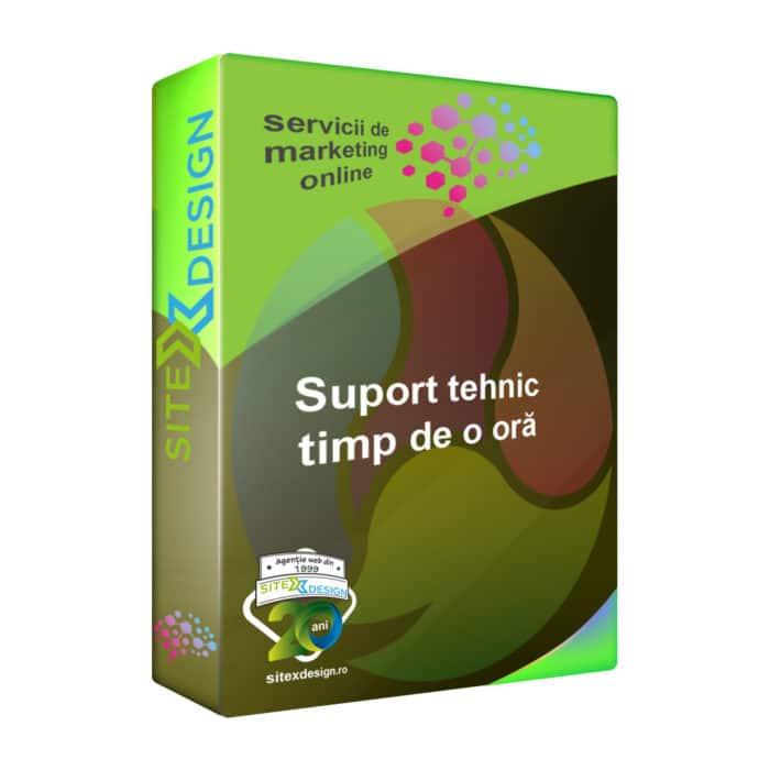 Suport tehnic marketing online