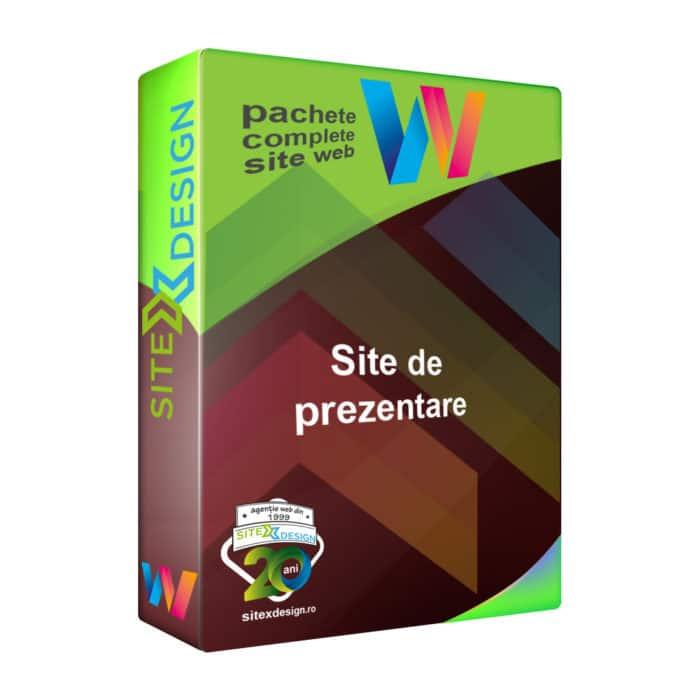 Site de prezentare